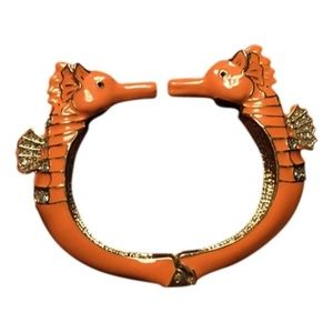 NWT Juicy Couture Seahorses Bangle